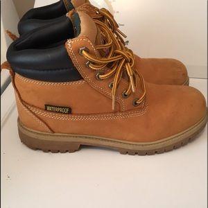 Brahma waterproof work boots-USED